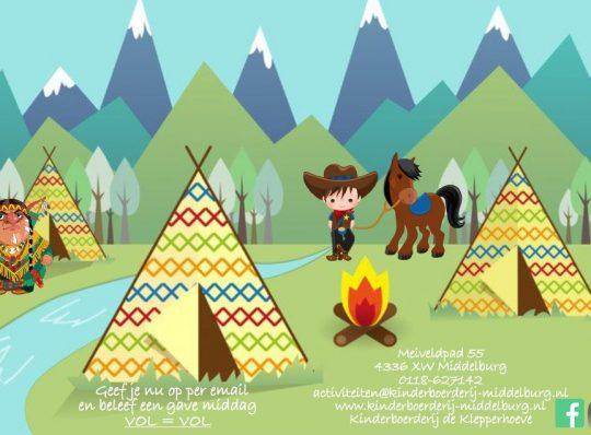 Cowboys & Indianen Spektakel