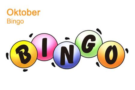 Oktober Bingo