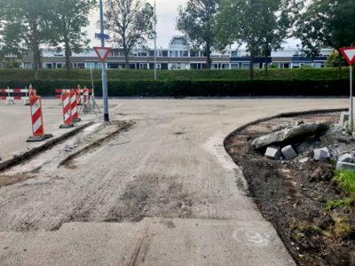 Asfalt onderhoud Torenweg